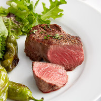Warrington Farm Meats 5 oz. Frozen Filet Mignon Steak - 32/Case