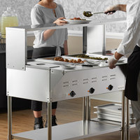 ServIt Commercial Steam Tables