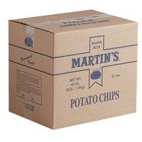 Martin's 3 lb. Box of Sea Salted Potato Chips