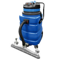 Perfect Products BF591 23 Gallon Polyethylene Wet / Dry Vacuum with Toolkit