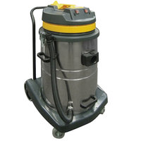 Perfect Products BF580 18 Gallon Stainless Steel Wet / Dry Vacuum with Toolkit
