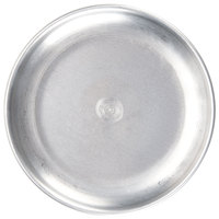 American Metalcraft CTP11 11 inch Coupe Pizza Pan - Standard Weight Aluminum