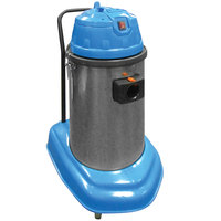 Perfect Products BY782 7 Gallon Stainless Steel Wet/ Dry Vacuum with Toolkit