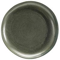 Front of the House DAP076DGP23 Kiln 6 inch Sage Porcelain Plate - 12/Case