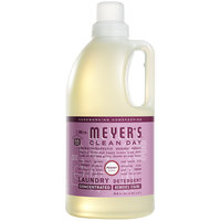 Mrs. Meyer's Clean Day 316565 64 oz. Peony Laundry Detergent - 6/Case
