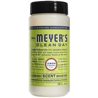 Mrs. Meyer's Clean Day 668171 18 oz. Lemon Verbena Laundry Scent Booster - 6/Case