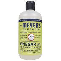 Mrs. Meyer's 681837 Clean Day 12 oz. Lemon Verbena Vinegar Gel Cleaner - 6/Case