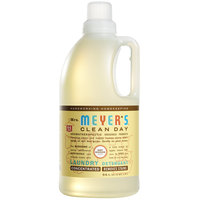 Mrs. Meyer's Clean Day 663431 64 oz. Baby Blossom Laundry Detergent - 6/Case