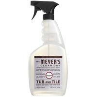 Mrs. Meyer's 663009 Clean Day 33 oz. Lavender Tub and Tile Cleaner - 6/Case
