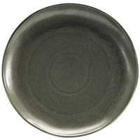 Front of the House DSP031DGP23 Kiln 8 inch Sage Porcelain Plate - 12/Case