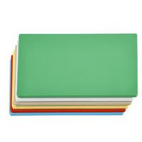 Vollrath 5200011 Color-Coded 18 inch x 12 inch x 1/2 inch 6-Board Cutting Board System