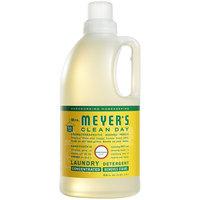 Mrs. Meyer's Clean Day 675594 64 oz. Honeysuckle Laundry Detergent - 6/Case