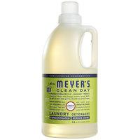 Mrs. Meyer's Clean Day 651369 64 oz. Lemon Verbena Laundry Detergent - 6/Case