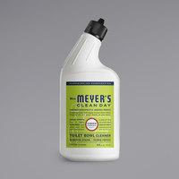 Mrs. Meyer's 663023 Clean Day 12 oz. Lemon Verbena Toilet Bowl Cleaner - 6/Case