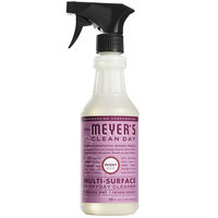Mrs. Meyer's 670762 Clean Day 16 oz. Peony All Purpose Multi-Surface Cleaner - 6/Case