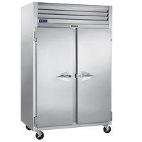 Traulsen G22010-032 52 inch G Series Solid Door Reach-In Freezer with Left / Right Hinged Doors