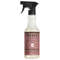 Mrs. Meyer's 663151 Clean Day 16 oz. Rosemary All Purpose Multi-Surface Cleaner - 6/Case
