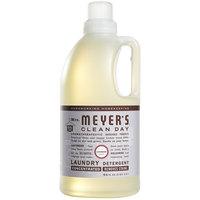 Mrs. Meyer's Clean Day 651367 64 oz. Lavender Laundry Detergent - 6/Case