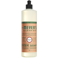 Mrs. Meyer's Clean Day 651329 16 oz. Geranium Scented Dish Soap - 6/Case