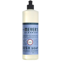 Mrs. Meyer's Clean Day 659275 16 oz. Bluebell Scented Dish Soap - 6/Case