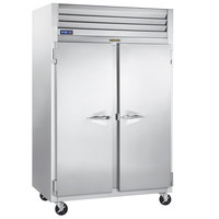 Traulsen G20010-032 52 inch G Series Solid Door Reach-In Refrigerator with Left / Right Hinged Doors