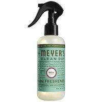 Mrs. Meyer's 692720 Clean Day 8 oz. Basil Deodorizer Spray - 6/Case