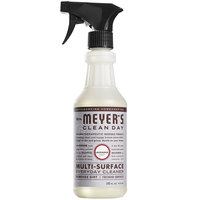 Mrs. Meyer's 663011 Clean Day 16 oz. Lavender All Purpose Multi-Surface Cleaner - 6/Case