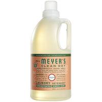 Mrs. Meyer's Clean Day 651372 64 oz. Geranium Laundry Detergent - 6/Case