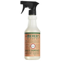 Mrs. Meyer's Clean Day 663036 16 oz. Geranium All Purpose Multi-Surface Cleaner - 6/Case