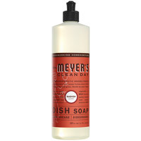 Mrs. Meyer's Clean Day 686913 16 oz. Radish Scented Dish Soap - 6/Case