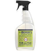 Mrs. Meyer's 663024 Clean Day 33 oz. Lemon Verbena Tub and Tile Cleaner - 6/Case