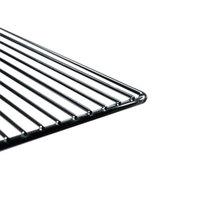 True 959224 Chrome Wire Shelf with Shelf Supports - 25 inch x 27 3/4 inch