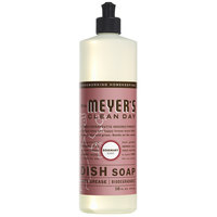 Mrs. Meyer's Clean Day 662035 16 oz. Rosemary Scented Dish Soap - 6/Case