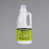 Mrs. Meyer's Clean Day 651354 32 oz. Lemon Verbena Fabric Softener - 6/Case