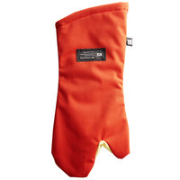 San Jamar CTC17 Cool Touch 17 inch Oven Mitt with Kevlar® WebGuard