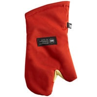 San Jamar CTC15 Cool Touch 15 inch Oven Mitt with Kevlar® WebGuard