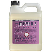Mrs. Meyer's Clean Day 313583 33 oz. Plum Berry Scented Hand Soap Refill - 6/Case