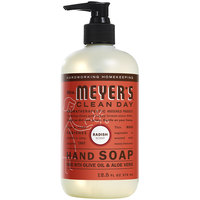 Mrs. Meyer's Clean Day 686915 12.5 oz. Radish Scented Hand Soap with Pump - 6/Case