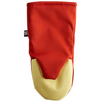 San Jamar CTP13 Cool Touch™ 13 inch Puppet Style Oven Mitt with Kevlar® Web Guard™