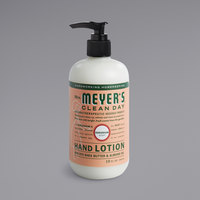 Mrs. Meyers 686595 Clean Day 12 oz. Geranium Hand Lotion - 6/Case
