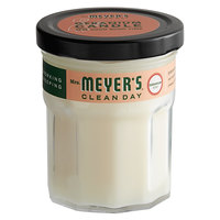 Mrs. Meyer's Clean Day 663159 4.9 oz. Geranium Scented Wax Candle   - 6/Case