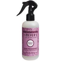 Mrs. Meyer's 308134 Clean Day 8 oz. Peony Deodorizer Spray - 6/Case
