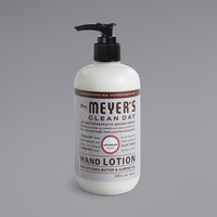 Mrs. Meyers 686640 Clean Day 12 oz. Lavender Hand Lotion - 6/Case