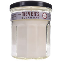 Mrs. Meyer's 651386 Clean Day 7.2 oz. Lavender Scented Wax Candle - 6/Case