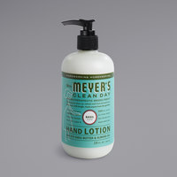 Mrs. Meyer's Clean Day 686591 12 oz. Basil Hand Lotion - 6/Case