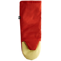 San Jamar CTP17 Cool Touch™ 17 inch Puppet Style Oven Mitt with Kevlar® Web Guard™