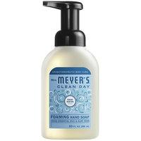 Mrs. Meyer's Clean Day 308453 10 oz. Rainwater Foaming Hand Soap - 6/Case