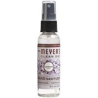 Mrs. Meyer's 300318 Clean Day 2 oz. Lavender Hand Sanitizer - 12/Case
