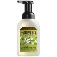 Mrs. Meyer's Clean Day 662050 10 oz. Apple Foaming Hand Soap - 6/Case