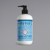 Mrs. Meyers 311101 Clean Day 12 oz. Rainwater Hand Lotion - 6/Case